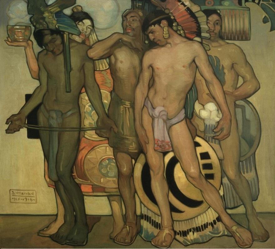 herrannuestrosdioses1916